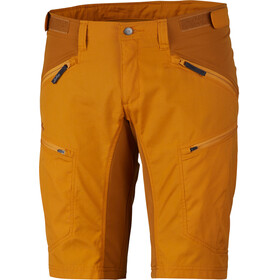 Lundhags Makke Shorts Herre gold/dark gold